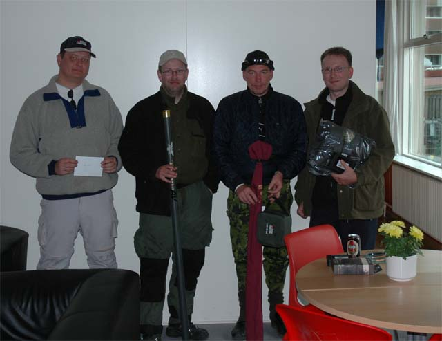 Kystkonkurrencen 7.4.2007