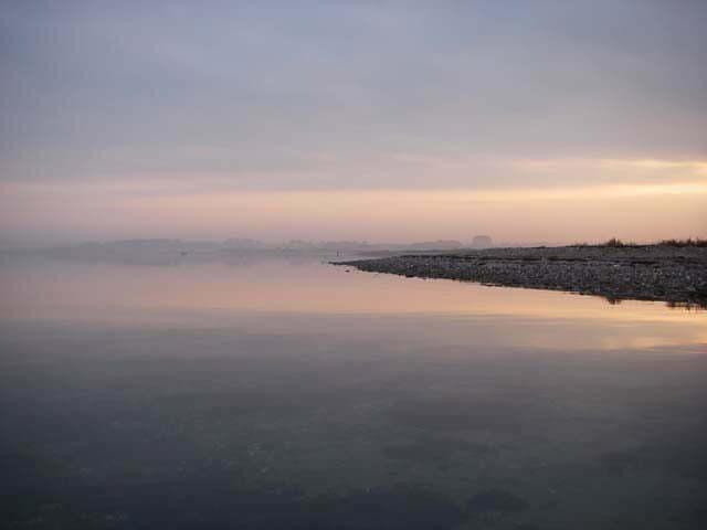 Husby strand den 27.10.2007