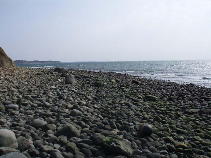 Limfjorden den 11.4.2009