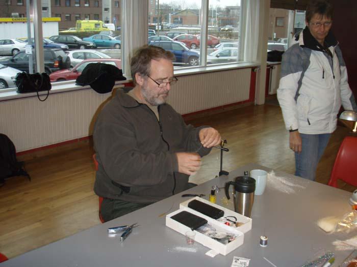 Fluebinding den 16.1.2010