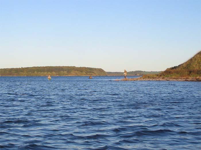 Barsø fiskeri 14.10.2010