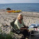 Sommer tur på Æbelø