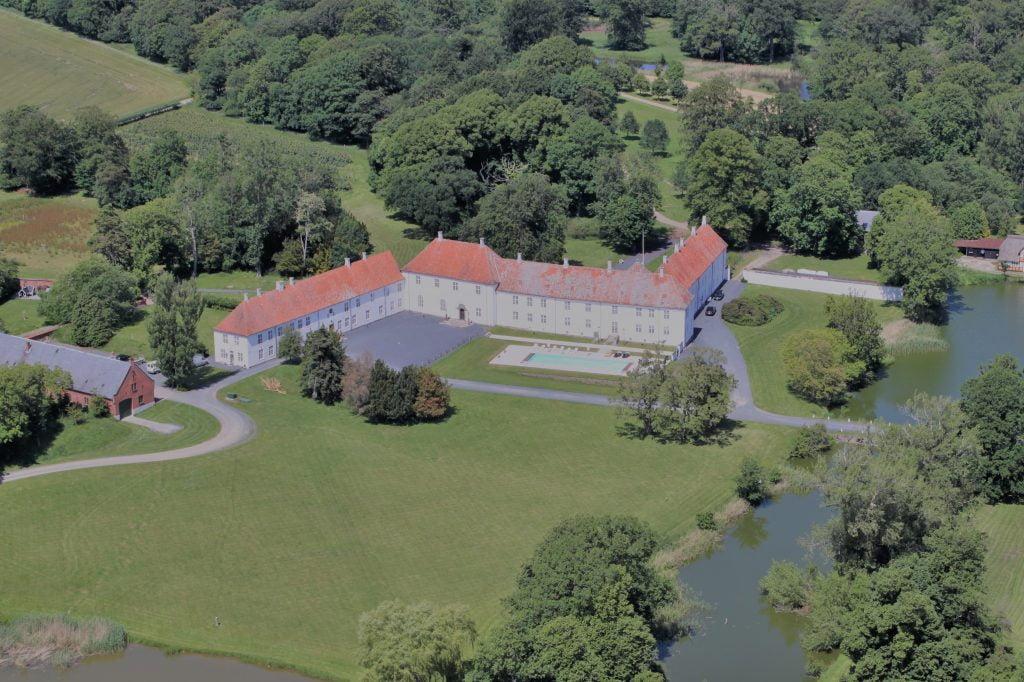 Wedellsborg hoved