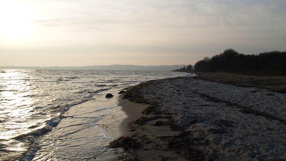 Fiskeri Bjert Strand