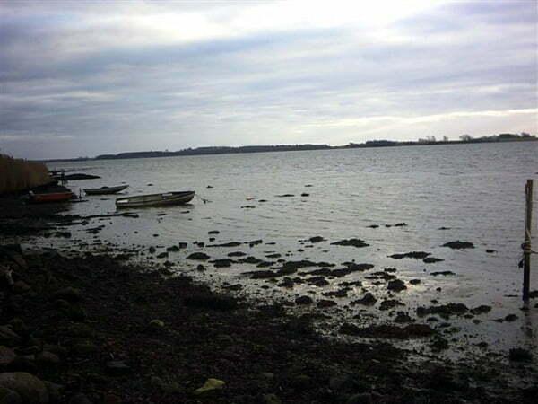 fiskeri Svenstrup strand